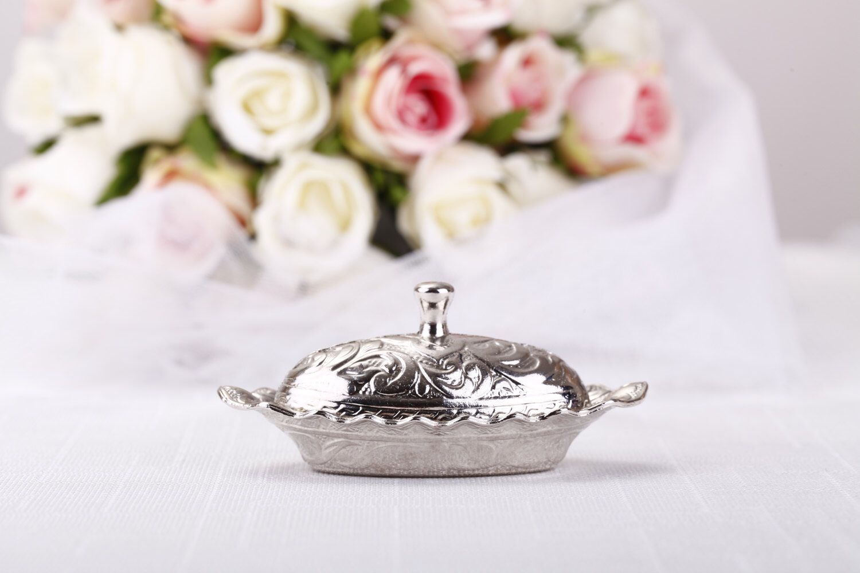 unique silver favor boxes, wedding party gifts, favour boxes, silver ...