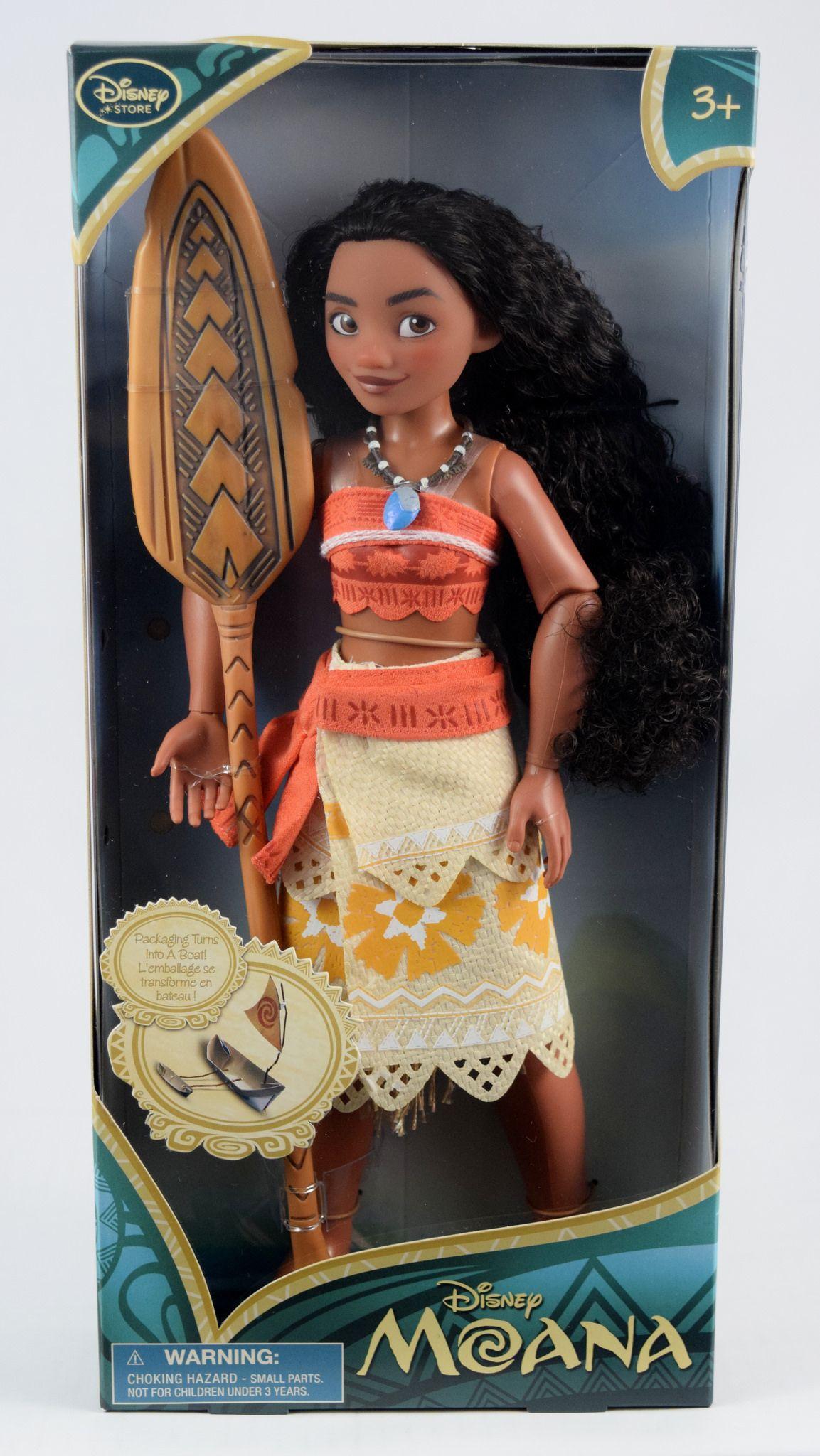 Disney Moana Classic Doll - 11\'\' - Disney Store Purchase - Boxed ...
