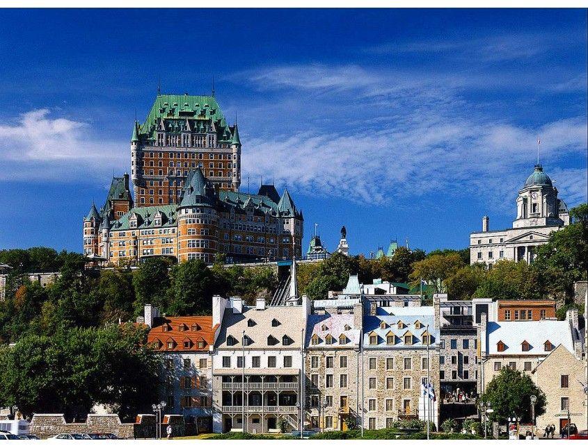 Quebec City 1 Day