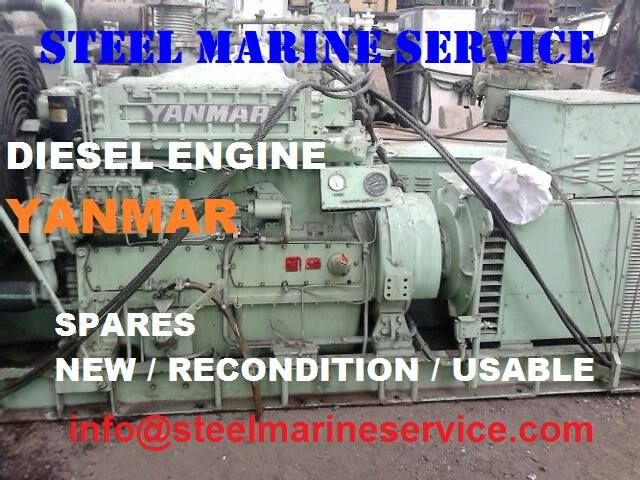 Ship Main Engine Y… | YANMAR RY/YANMAR EY/YANMAR MA/YANMAR