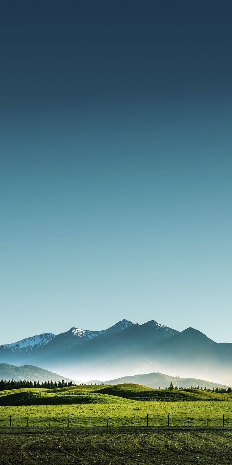 Beautiful Mountain Landscape Wallpaper for iPhone and Android