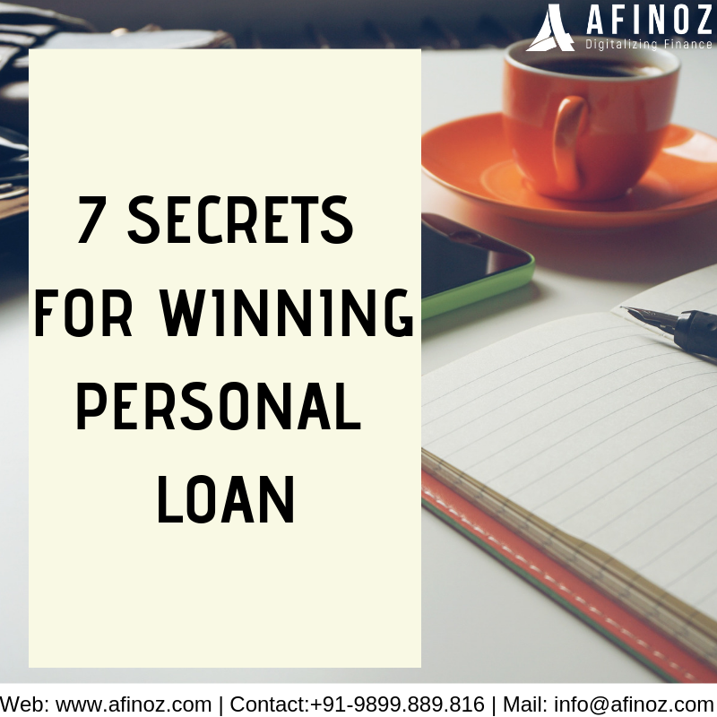 7 Quick Tips for Getting a Personal Loan When You Need it