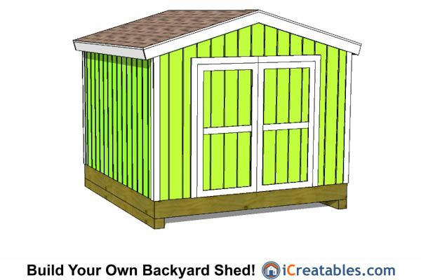 10x10 Shed Plans Storage Sheds Small Horse Barn Designs 10x10 Shed Plans Wood Shed Plans Shed Design