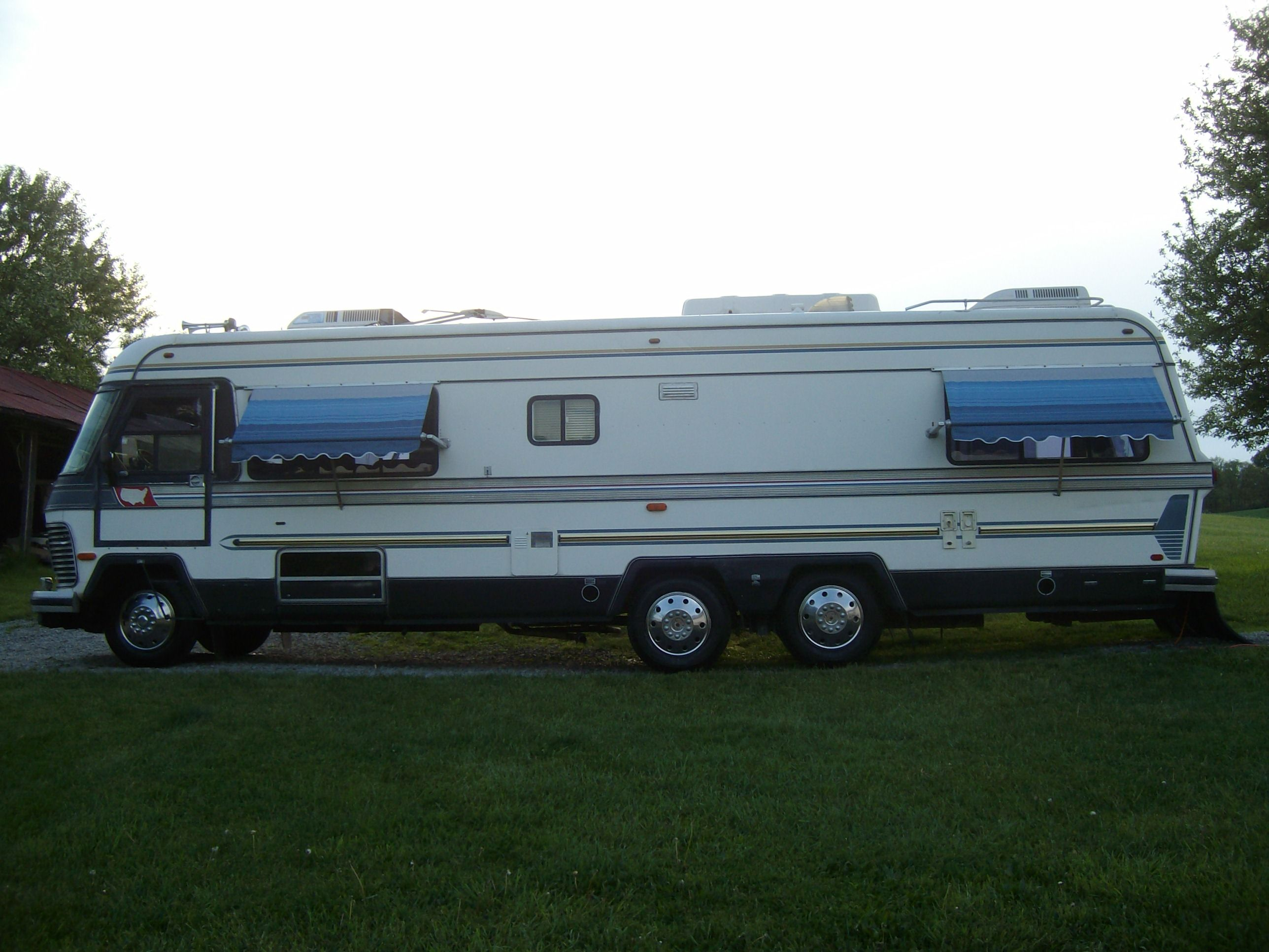 Our 1983 holiday rambler imperial 33 30 year anniversary