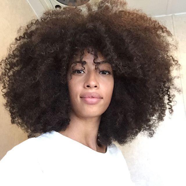 Natural Hair Hair Cheveux crépus, Inspiration cheveux