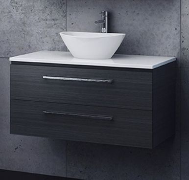Timberline Ashton Vanity Vanity Washbasin Design Wall Hung Vanity