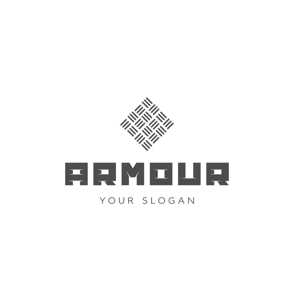Steel Rhombus Logo Trendy Logos Logo Design Creative Online Logo Creator