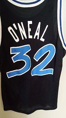 197d5ca8f Orlando magic shaq o neal basketball jersey size 44 champion ...