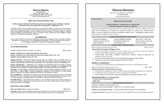 Multiple Careers In 2020 Resume Examples Cover Letter For Resume Resume