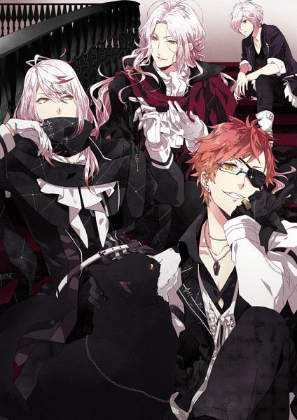 Diabolik lovers season 3 Carla  x shin x yui ( Completed)