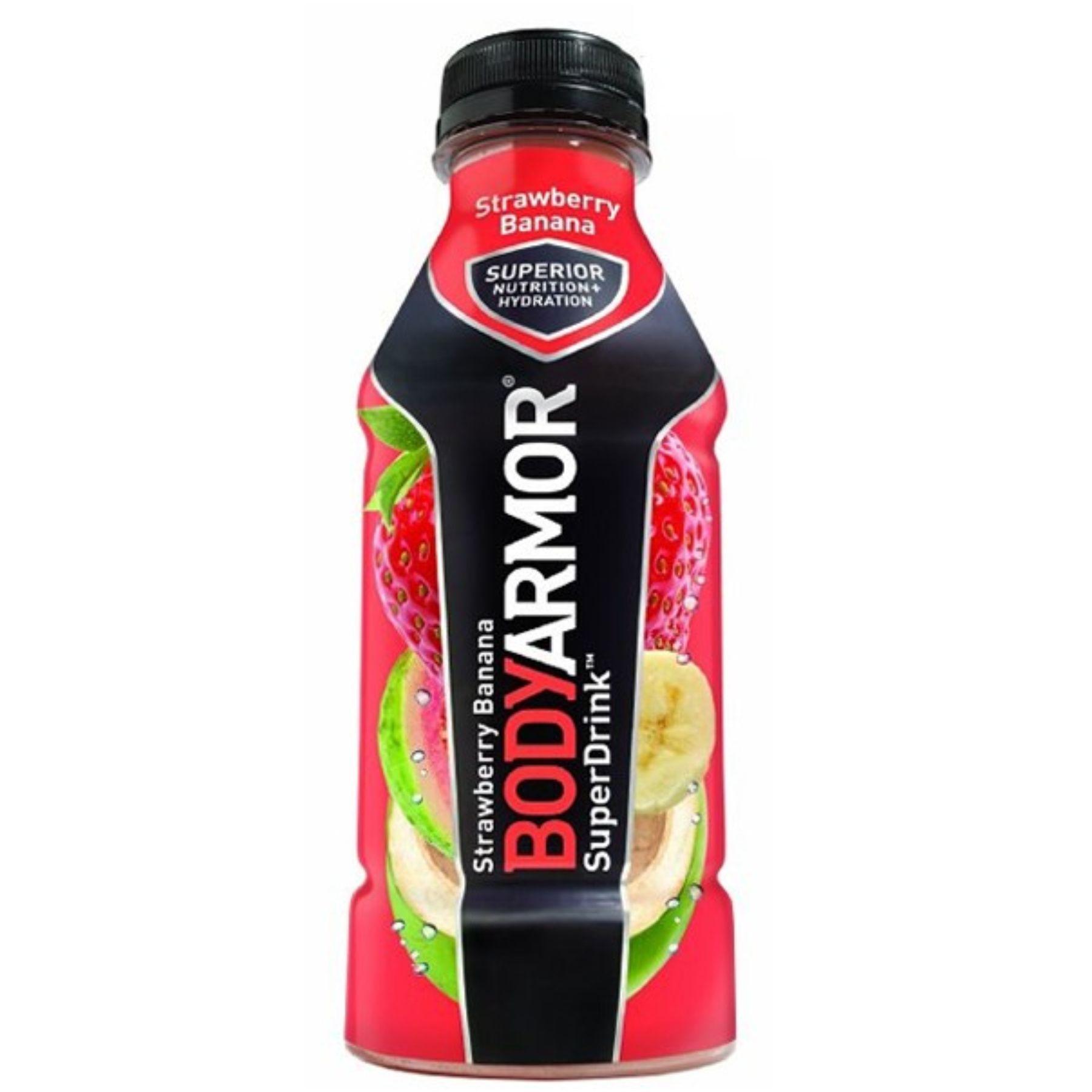 Body Armor Strawberry Banana Sports Drink blends