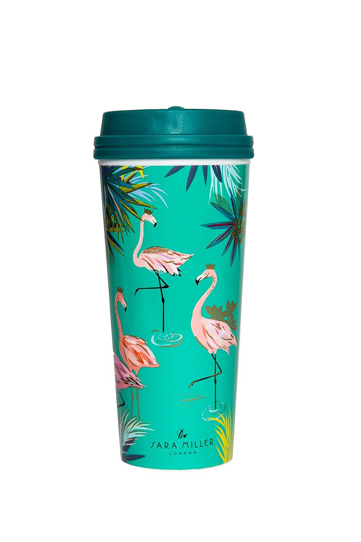 Sara Miller Travel Mug 100 BPA Free Reusable Coffee