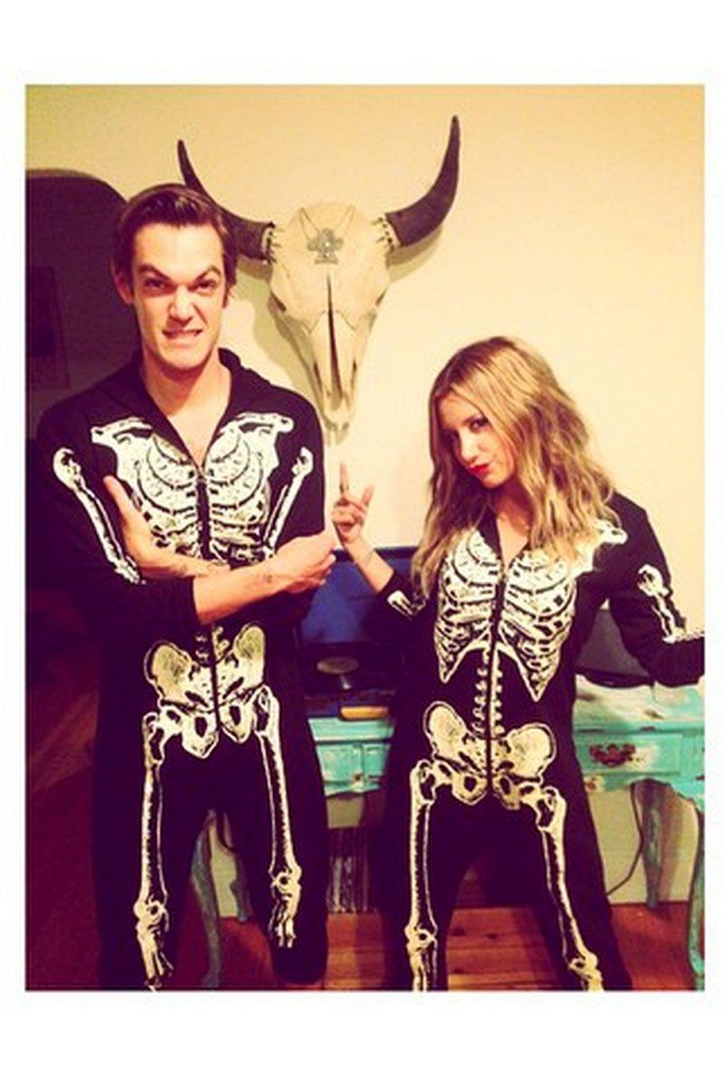 Ashley Tisdale Halloween Costume