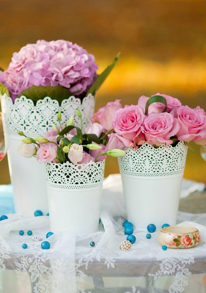 Hermoso Y Sencillo Zyczenia Pinterest Blumen Hochzeit Deko