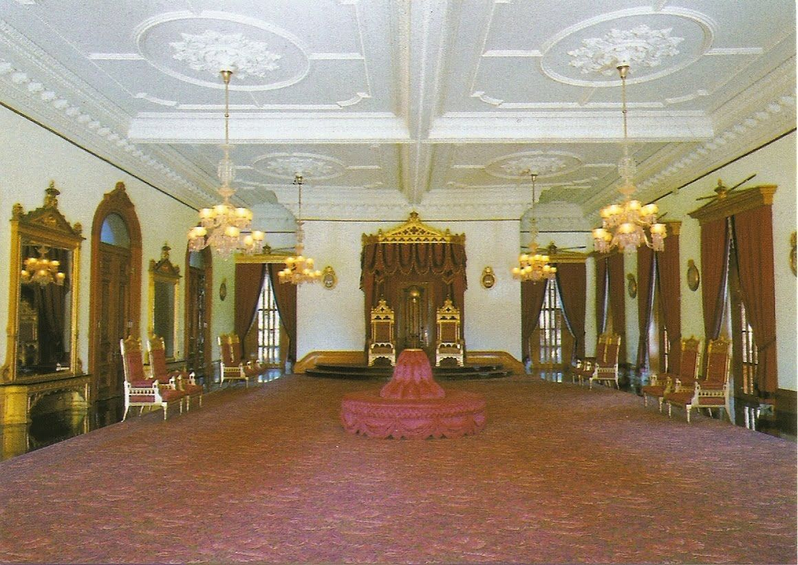 Chapter 8 Interior Desing The Throne Room Of The Iolani