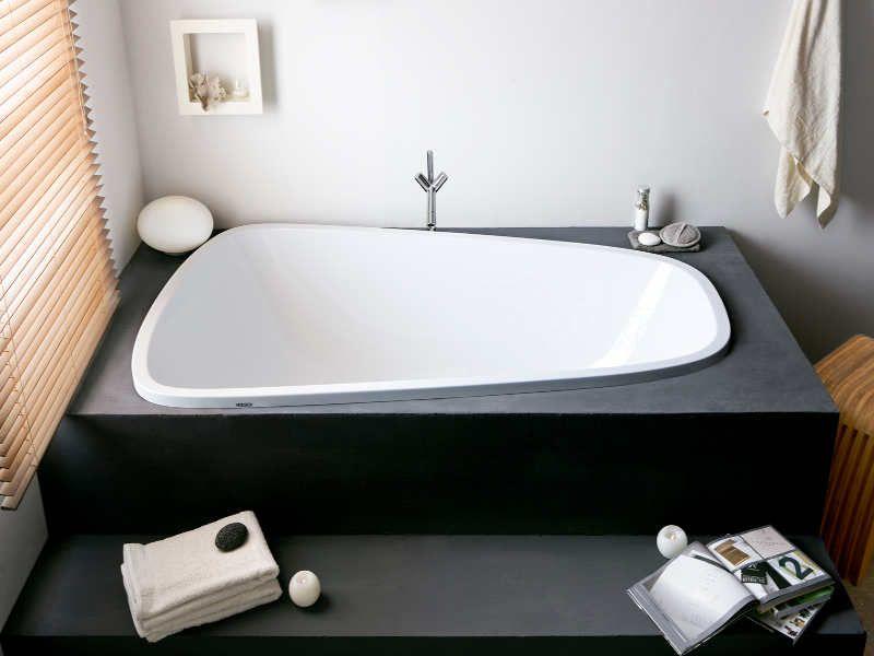 Badewannen hersteller  Hersteller: Badewanne Single Bath Duo, ca. 3900 Euro. Gesehen bei ...