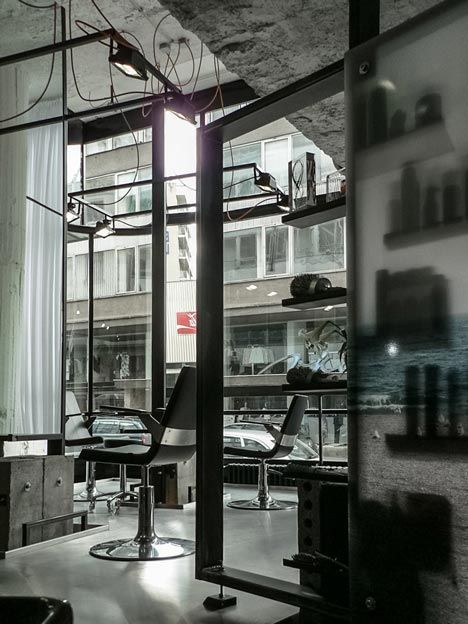 T 225 ňa Kmenta Hair Studio By Studio Muon Hair Salon 美髮沙龍