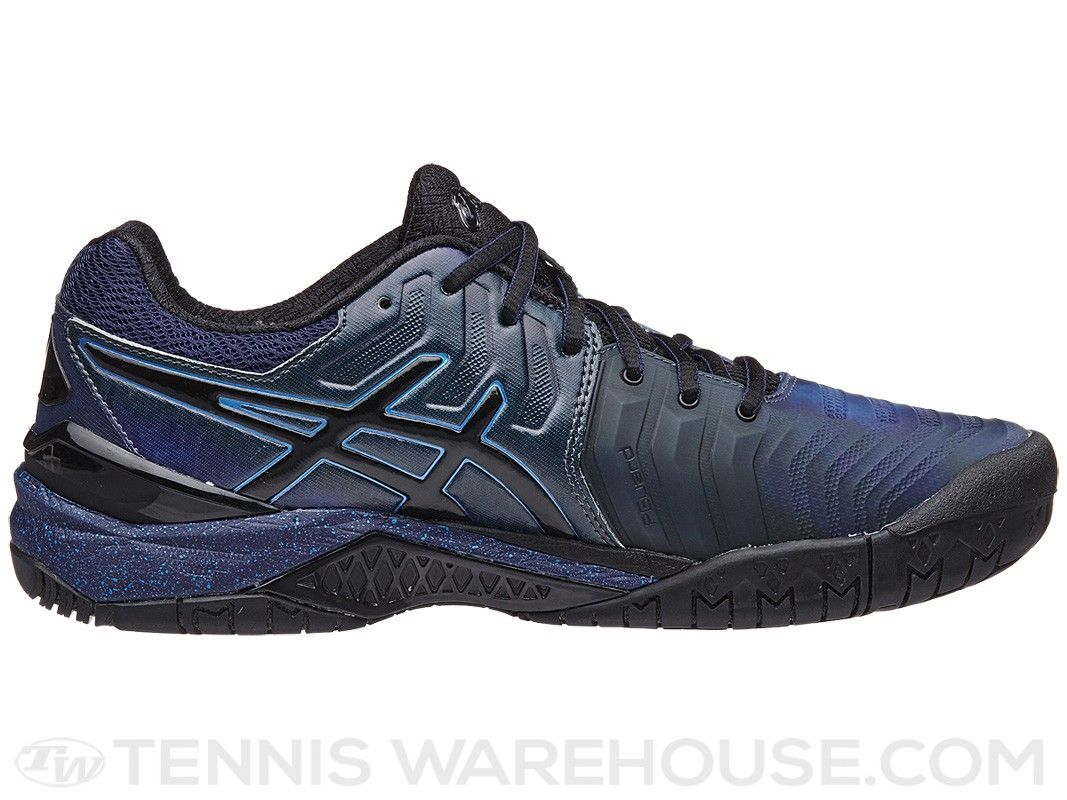 Asics Gel Resolution 7 Winter Solstice Men's Shoes