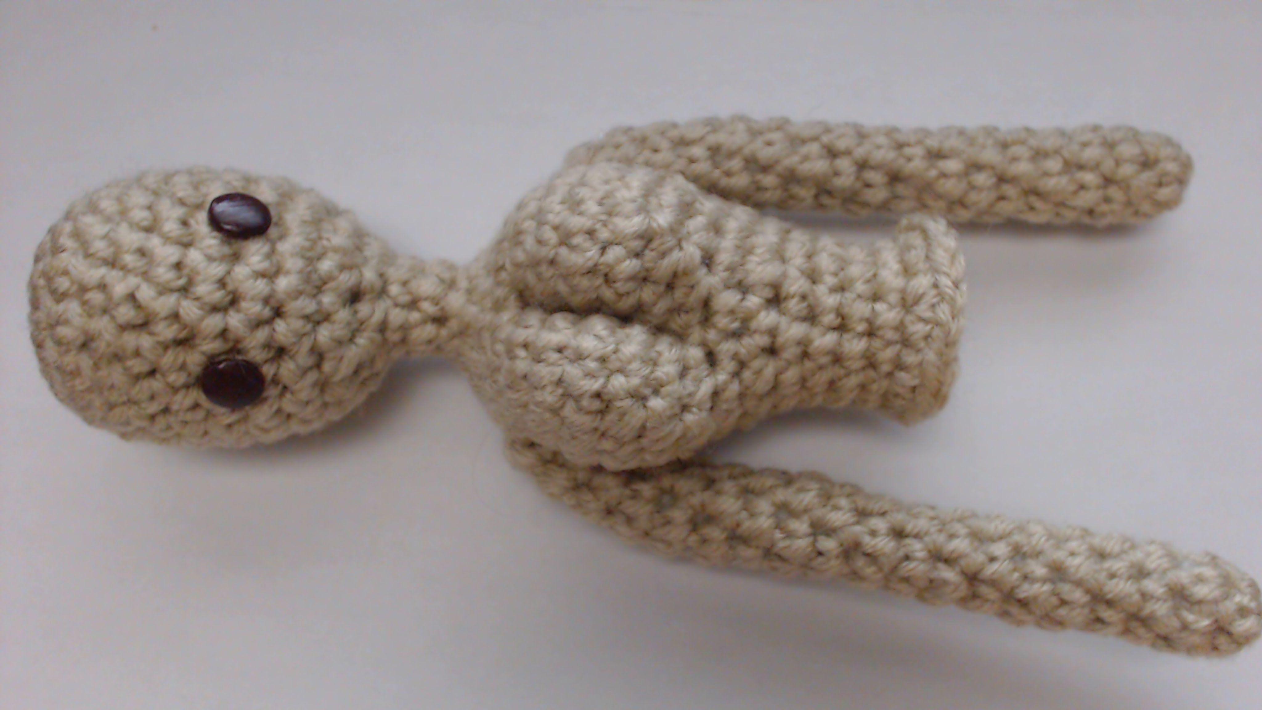 Amigurumi Hair Tutorial : Doll upper body crochet tutorial crochet pinterest tutorials