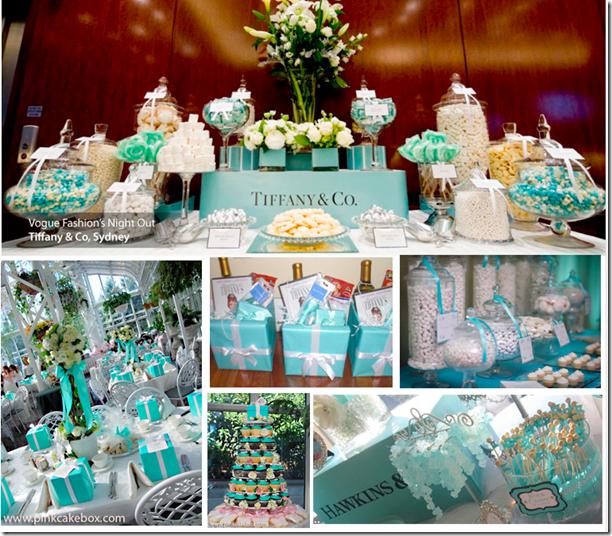 Tiffany Wedding Ideas: Tiffany Theme Wedding And Bridal Shower Inspiration Board
