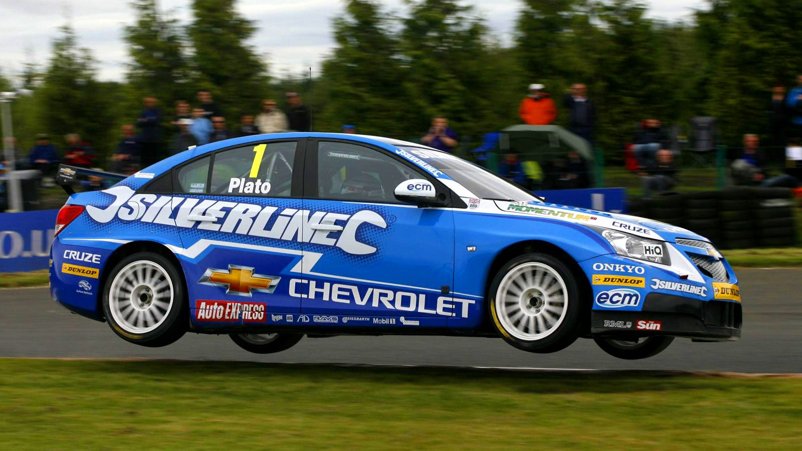Your Ridiculously Cool Chevy Cruze Wallpaper Is Here Red Bull - Cool cars jumping