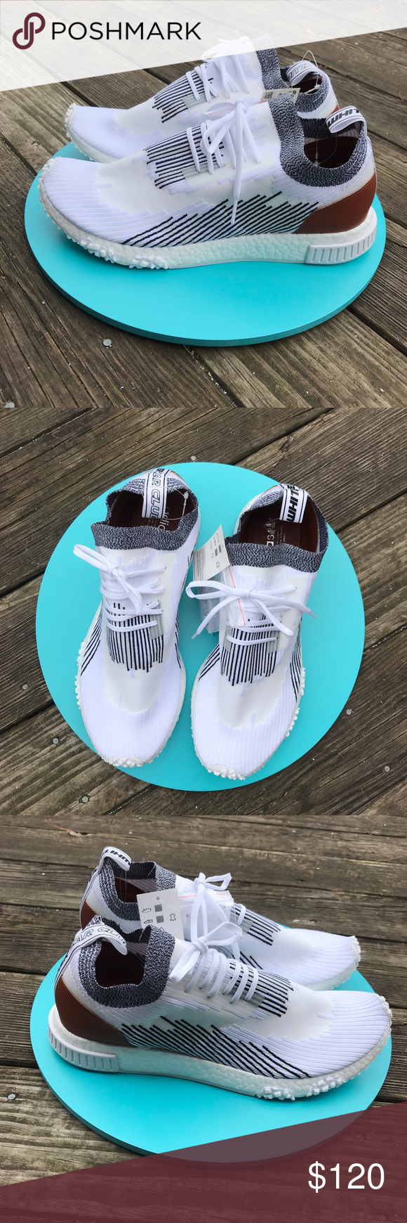 5738545ec81f Adidas NMD Racer Whitaker Group Men s 13 Brand new without original box  Size 13 No flaws