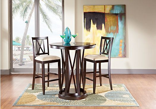 Shop for a Sullivan Way 5 Pc Pub Dining Set at Rooms To Go Find