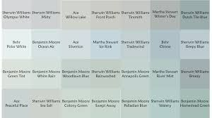 Greyish Blue Paint Colors Google Search