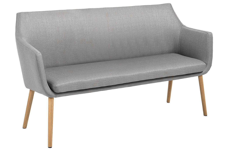 Sørensen Design Sofa Nora Hellgrau Grau Wohnzimmer