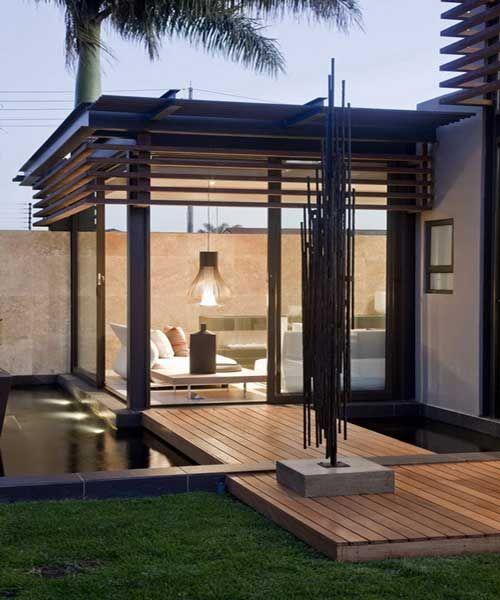 30 Modern Home Decor Ideas: 30 Stunning Contemporary Outdoor Design Ideas