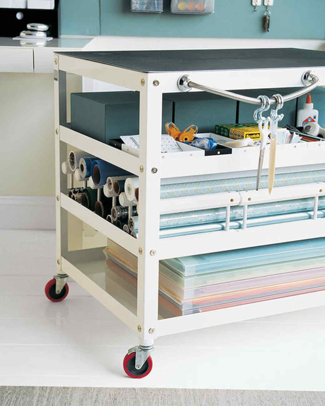 Clever Office: Shared Space | Desks, Storage ideas and Organizing