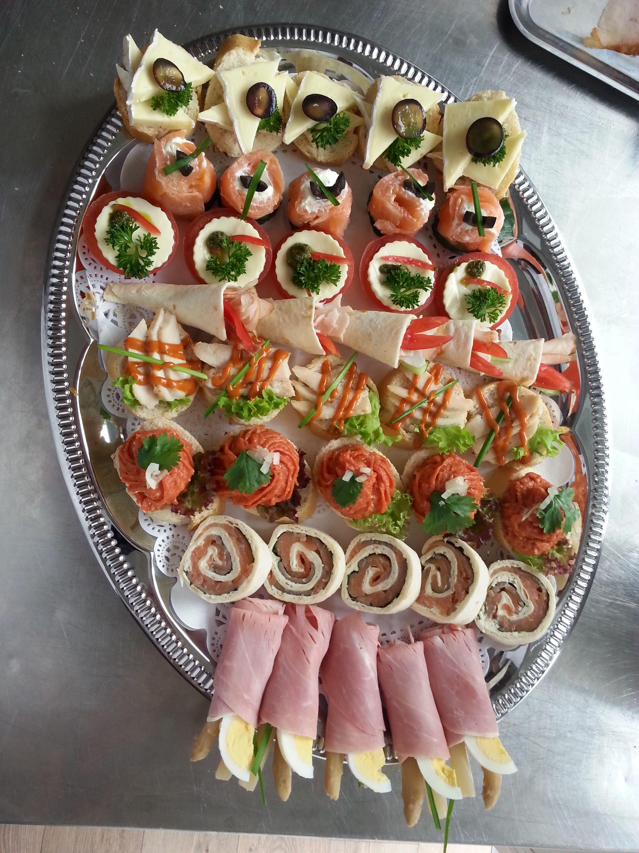 Verbazingwekkend Luxe hapjes (met afbeeldingen)   Hapjes, Eten en drinken, Lekker eten BO-12