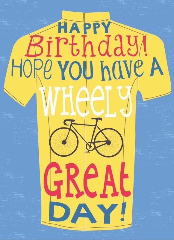 Buy cyclist birthday cards for him online bike race bicycle wheely buy cyclist birthday cards for him online bike bookmarktalkfo Choice Image
