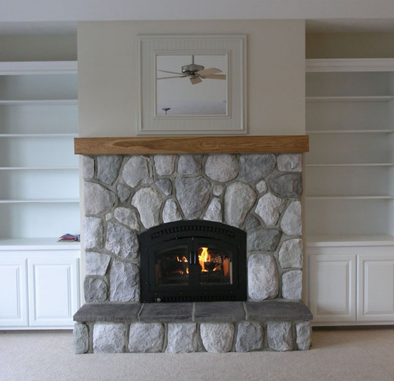 Pin by Brenda Parent on bedroom fireplace remodel Stone