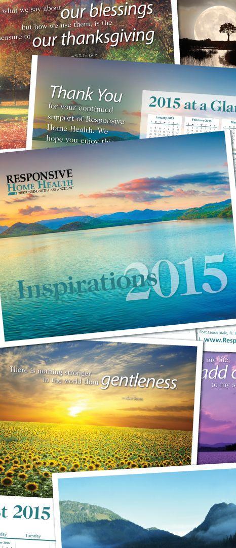 Promotional Calendar for Home Care Agencies homecare