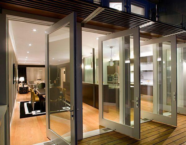 Fenster Türen Duisburg moderne fenstertüren französisch verglast ideen für eingang offen