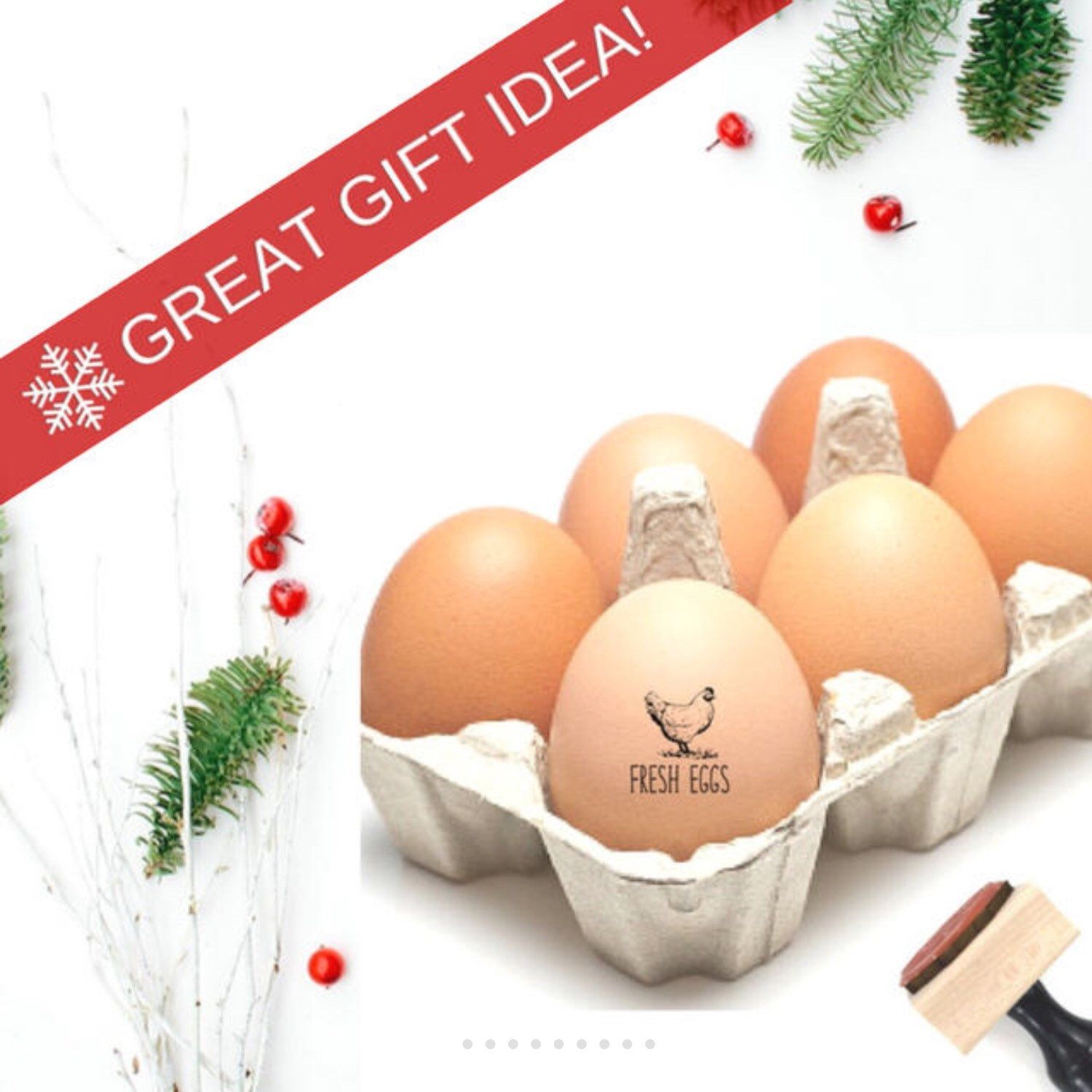 A great stocking stuffer for your chicken-loving friends. | Custom ...