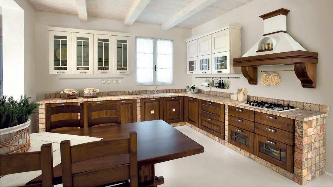 Ante Per Mobili In Muratura.Cucine In Muratura 70 Idee Per Progettare Una Cucina Costruita