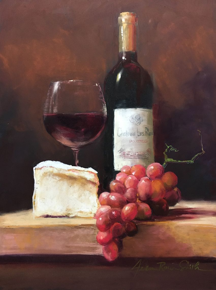 Jeanne Rosier Smith Pastel Landscape Seascape And Still Life Gallery 31 Fine Art Food Art Painting Wine Painting Wine Art