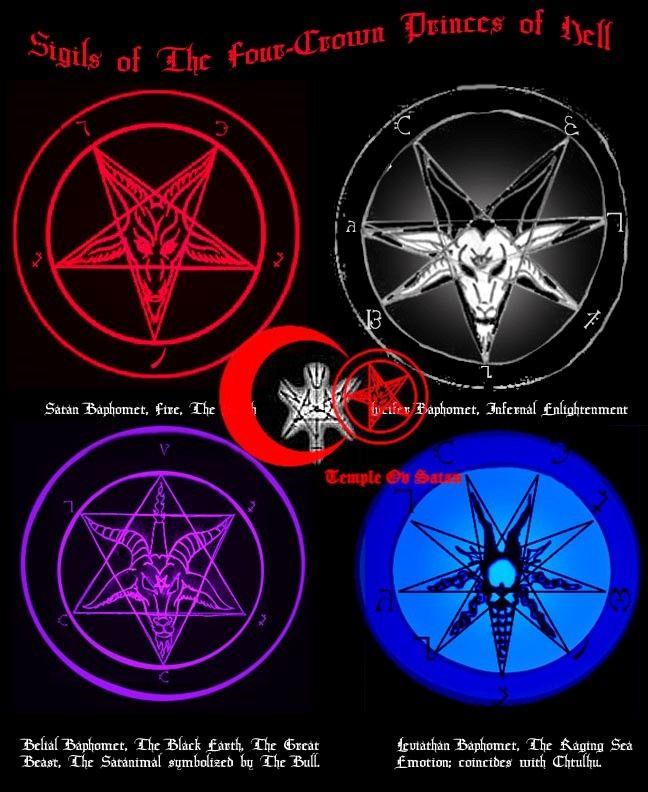 Pin on Temple Ov Satan