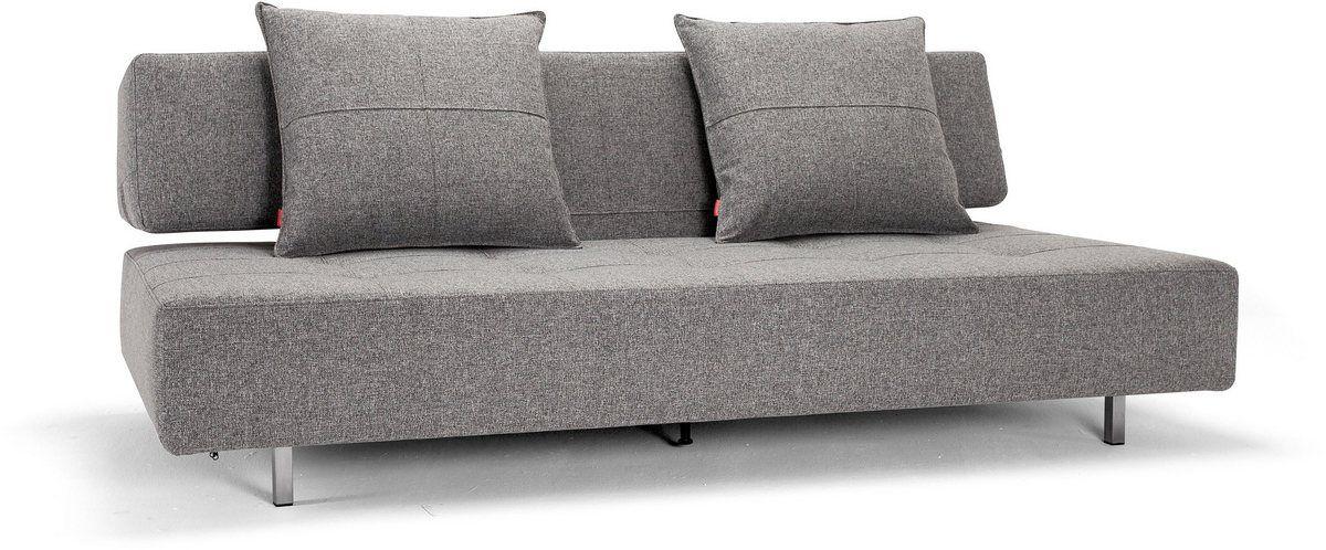 Schlafsofa Long Horn Mit Verstellbarer Ruckenlehne Sofa Sofa