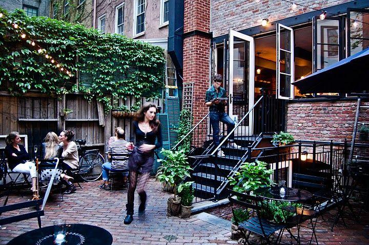 Attractive My Favorite Restaurant In The West Village  Hudson Clearwater!