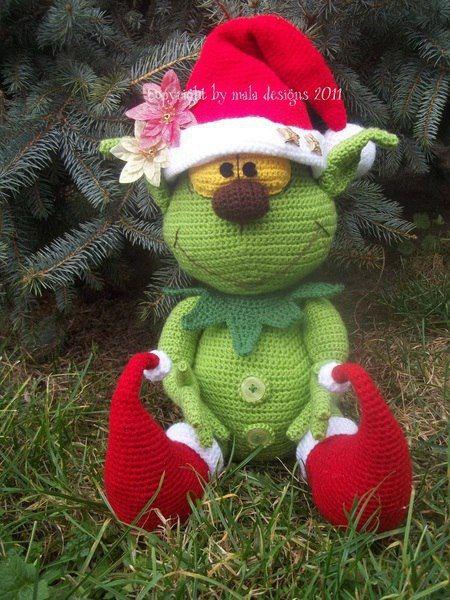 МОЯ ВЯЗАНАЯ ЖИЗНЬ✿ | VK | Christmas crochet patterns | Pinterest ...