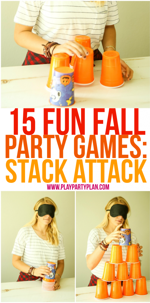 15 fall party games that are perfect for kids and adults