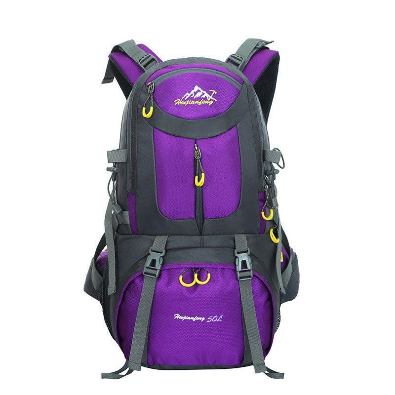 Outdoor Backpack sports bag Hiking Cycling Bag Climbing 50L ...