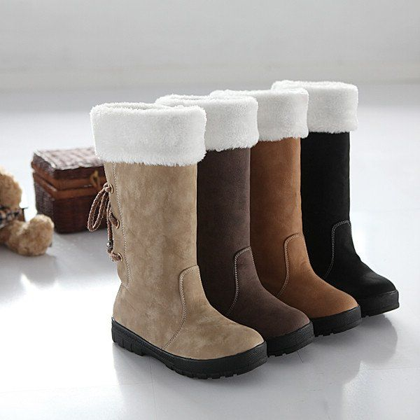 Warm Boots For Women - Cr Boot