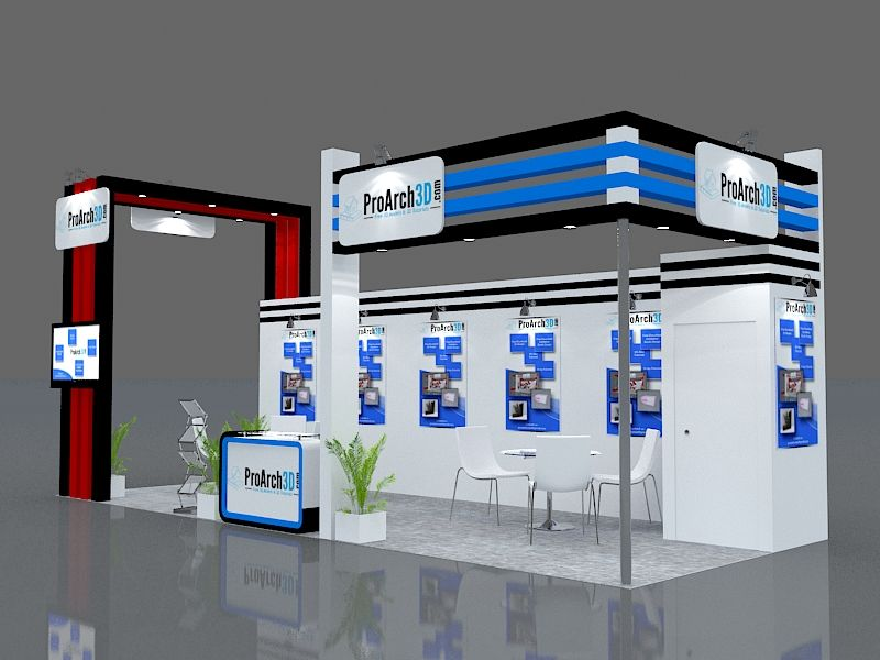 Exhibition Stall D Model Free Download : Pin by seema kadam on stall exhibition stall ds max models