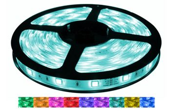 Create Dazzling Color Changing Effects With Rgb Strip Lights Strip Lighting Led Strip Lighting Color Changing Led