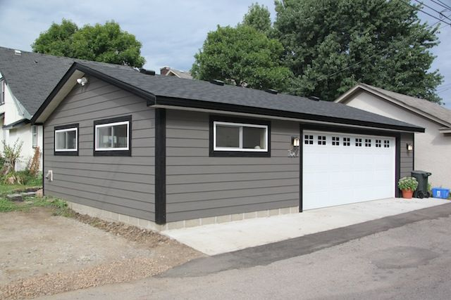 Snelling Avenue St Paul 2 Car Garage With A Complete Home Office