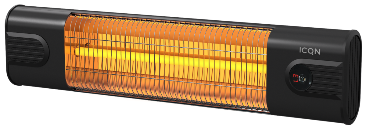Icon Infrared Heater With Remote Control in 2020